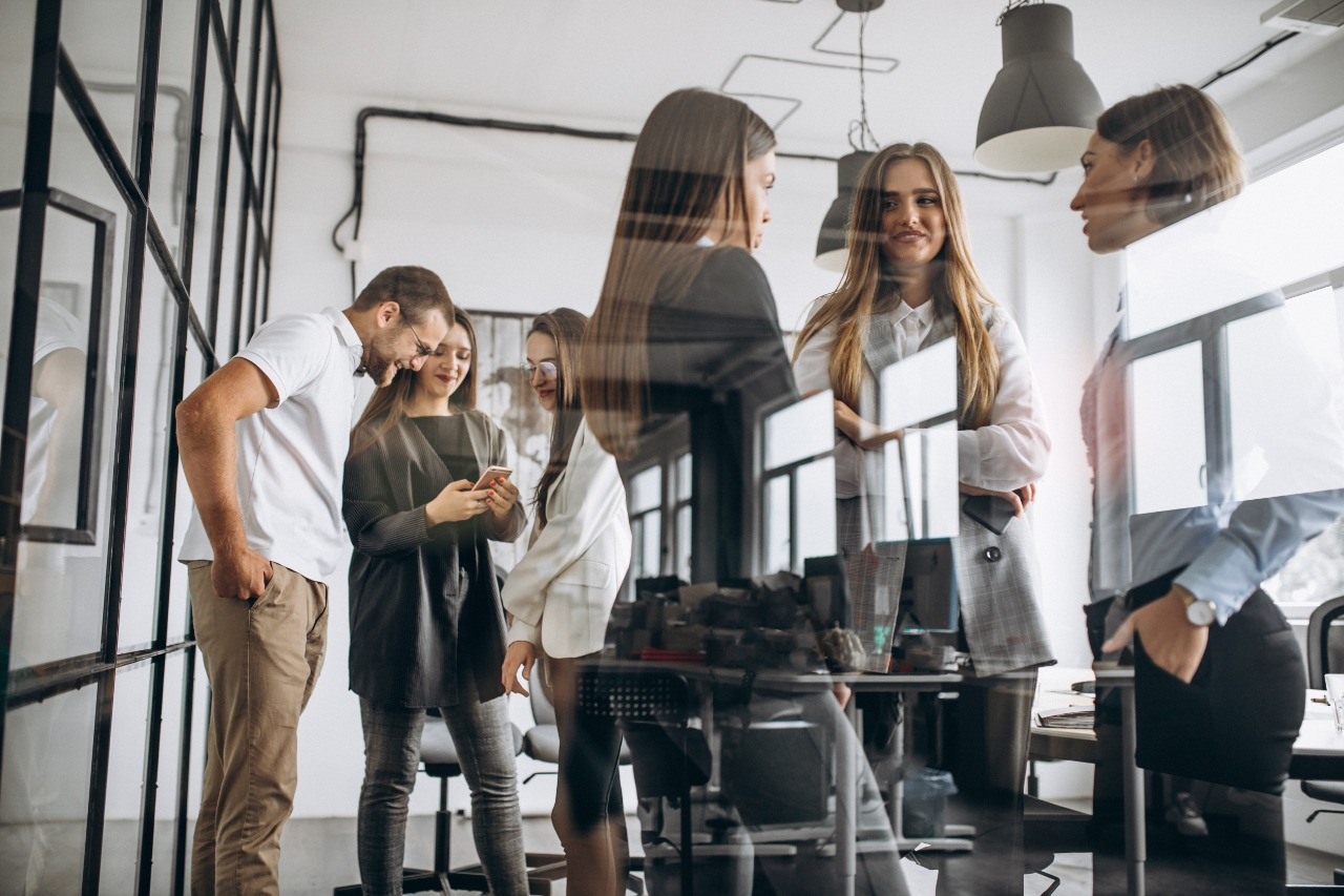 La recherche d'espace de travail et la  solution du coworking